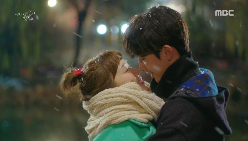 Weightlifting Fairy Kim Bok joo Korean drama series 1